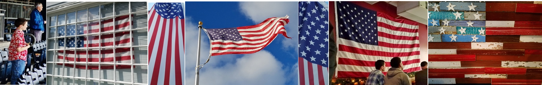 flag for 4th