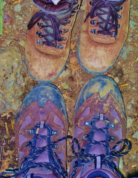 Derek's Boots